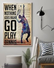 Go Play Tennis Dictionary  24x36 Poster lifestyle-poster-1