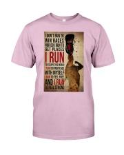 I Run Classic T-Shirt tile