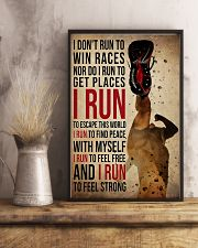 I Run 24x36 Poster lifestyle-poster-3