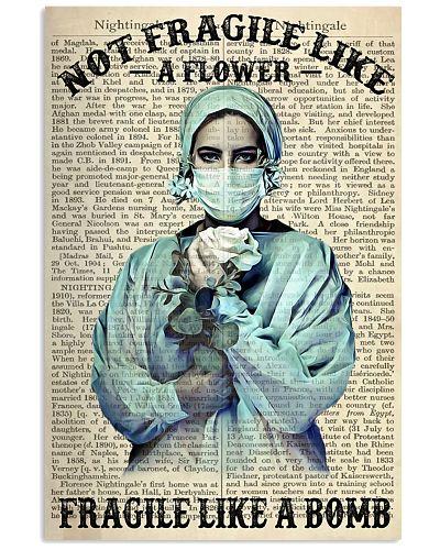 Nurse Fragile Like A Bomb