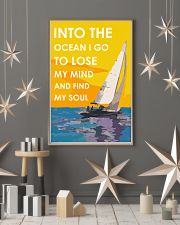 Sailing Into The Ocean I Go 24x36 Poster lifestyle-holiday-poster-1