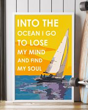Sailing Into The Ocean I Go 24x36 Poster lifestyle-poster-4