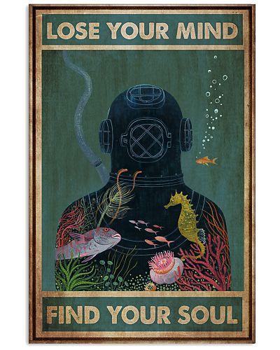 Diver Lose Your Mind