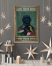 Diver Lose Your Mind 24x36 Poster lifestyle-holiday-poster-1