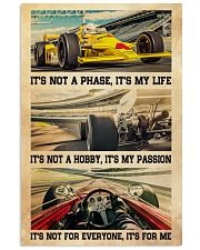 Indianapolis Car It's My Life  24x36 Poster front
