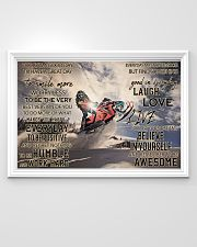 Snowmobile Good Day 36x24 Poster poster-landscape-36x24-lifestyle-02