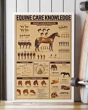 Equine Care Knowledge 24x36 Poster lifestyle-poster-4