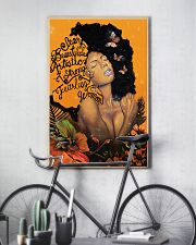 Afro Girl Butterfly 24x36 Poster lifestyle-poster-7