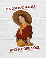 She Got Mad  Sticker - Single (Vertical) aos-sticker-single-vertical-lifestyle-front-01