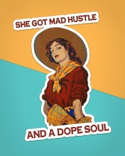 She Got Mad  Sticker - Single (Vertical) aos-sticker-single-vertical-lifestyle-front-02