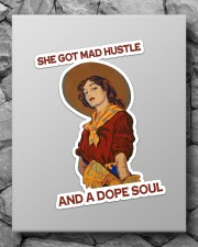 She Got Mad  Sticker - Single (Vertical) aos-sticker-single-vertical-lifestyle-front-09