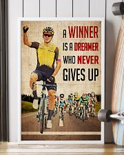 Cycling Winner Dreamer 24x36 Poster lifestyle-poster-4