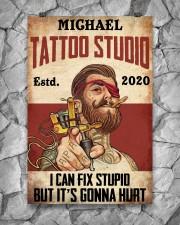 Tattoo Studio I Can Fix Stupid 24x36 Poster aos-poster-portrait-24x36-lifestyle-13