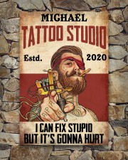 Tattoo Studio I Can Fix Stupid 24x36 Poster aos-poster-portrait-24x36-lifestyle-16
