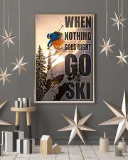 Go Ski 24x36 Poster lifestyle-holiday-poster-1
