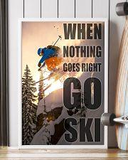 Go Ski 24x36 Poster lifestyle-poster-4