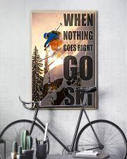Go Ski 24x36 Poster lifestyle-poster-7