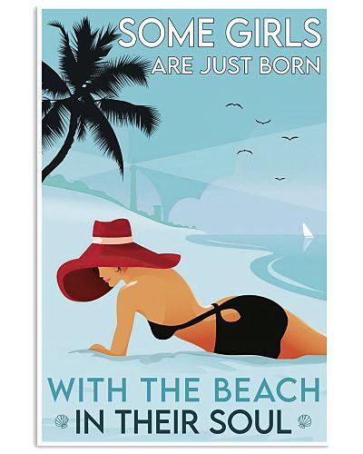 Girls Born With Beach