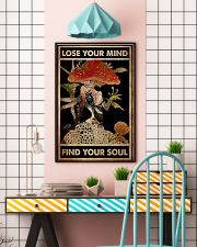 Mushroom Girl Lose Your Mind  24x36 Poster lifestyle-poster-6