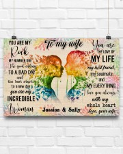Lesbian Color To My Wife  36x24 Poster aos-poster-landscape-36x24-lifestyle-16