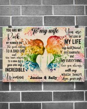 Lesbian Color To My Wife  36x24 Poster aos-poster-landscape-36x24-lifestyle-17