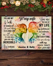 Lesbian Color To My Wife  36x24 Poster aos-poster-landscape-36x24-lifestyle-24