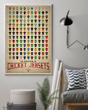 An Evolution Of Cricket 24x36 Poster lifestyle-poster-1