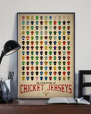An Evolution Of Cricket 24x36 Poster lifestyle-poster-2