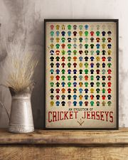 An Evolution Of Cricket 24x36 Poster lifestyle-poster-3