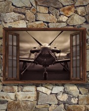 Aircraft Front Window  36x24 Poster aos-poster-landscape-36x24-lifestyle-15