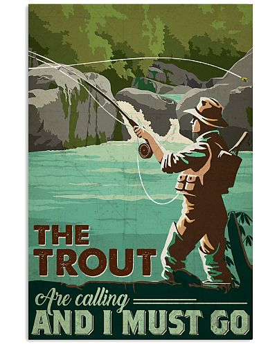 The Trout Are Calling