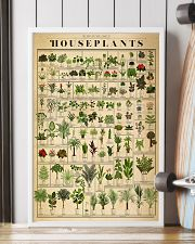The Horticultural Chart Of Houseplants 24x36 Poster lifestyle-poster-4