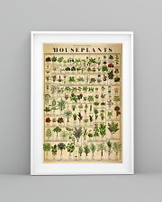 The Horticultural Chart Of Houseplants 24x36 Poster lifestyle-poster-5