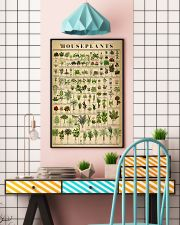 The Horticultural Chart Of Houseplants 24x36 Poster lifestyle-poster-6