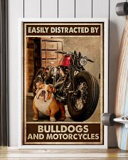 Bulldog And Motorcycles 24x36 Poster lifestyle-poster-4