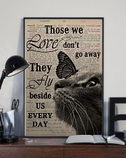 Those We Love Don't Go Away 24x36 Poster lifestyle-poster-2