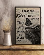 Those We Love Don't Go Away 24x36 Poster lifestyle-poster-3
