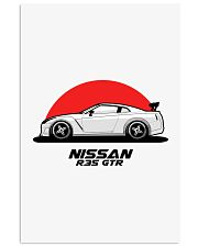 Nissan R35 GTR Poster  11x17 Poster front