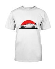 GTR R35 JDM Art T-Shirt Classic T-Shirt front
