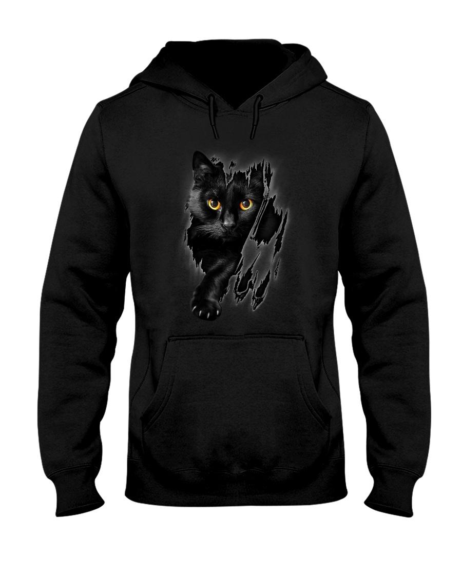 Cat Beauty Hooded Sweatshirt