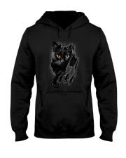Cat Beauty Hooded Sweatshirt thumbnail