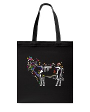 Cow -Day of The Dead Tote Bag thumbnail