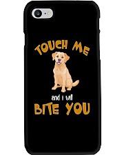 Labrador Touch Me Phone Case thumbnail