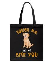 Labrador Touch Me Tote Bag thumbnail
