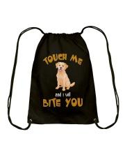 Labrador Touch Me Drawstring Bag thumbnail
