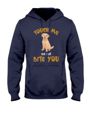 Labrador Touch Me Hooded Sweatshirt thumbnail