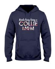 Collie Mom Hooded Sweatshirt thumbnail