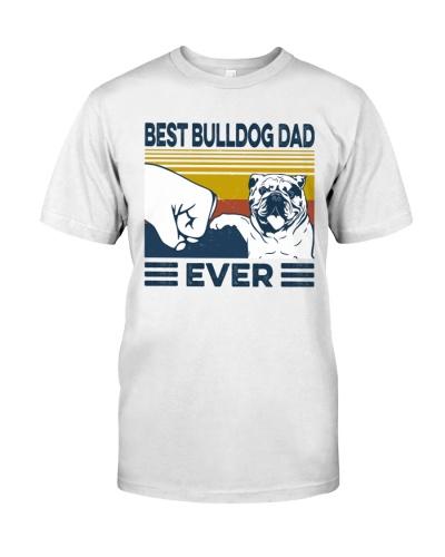Best Bulldog Dad
