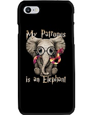 My Patronus is an Elephant Phone Case thumbnail