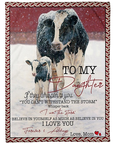 Cow To My Daughter